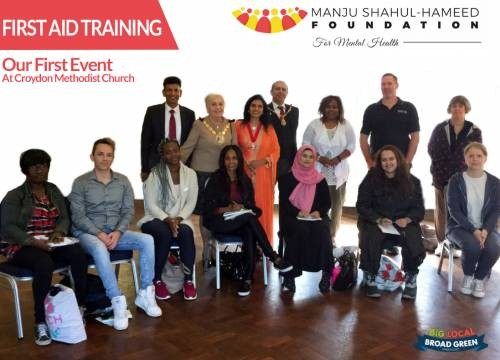SysFix attends First Aid Course in Croydon