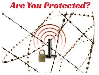 Wireless Router Security Check