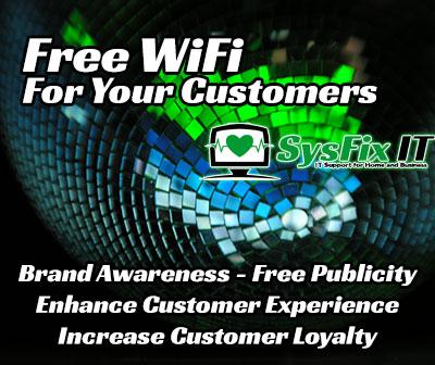 Event Broadband Hotspot
